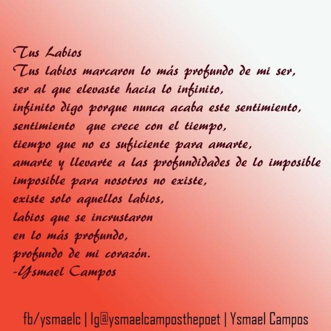 Poema - Tus Labios