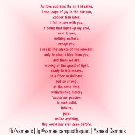 Poem - The Love I Follow